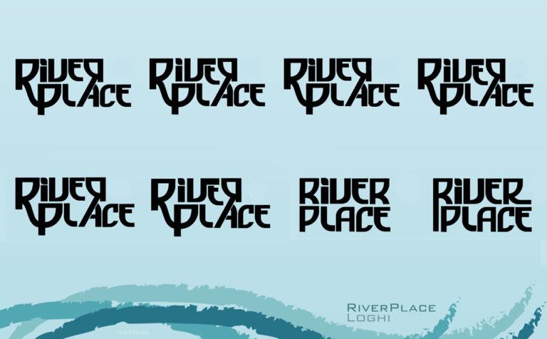 River Place – proposte loghi