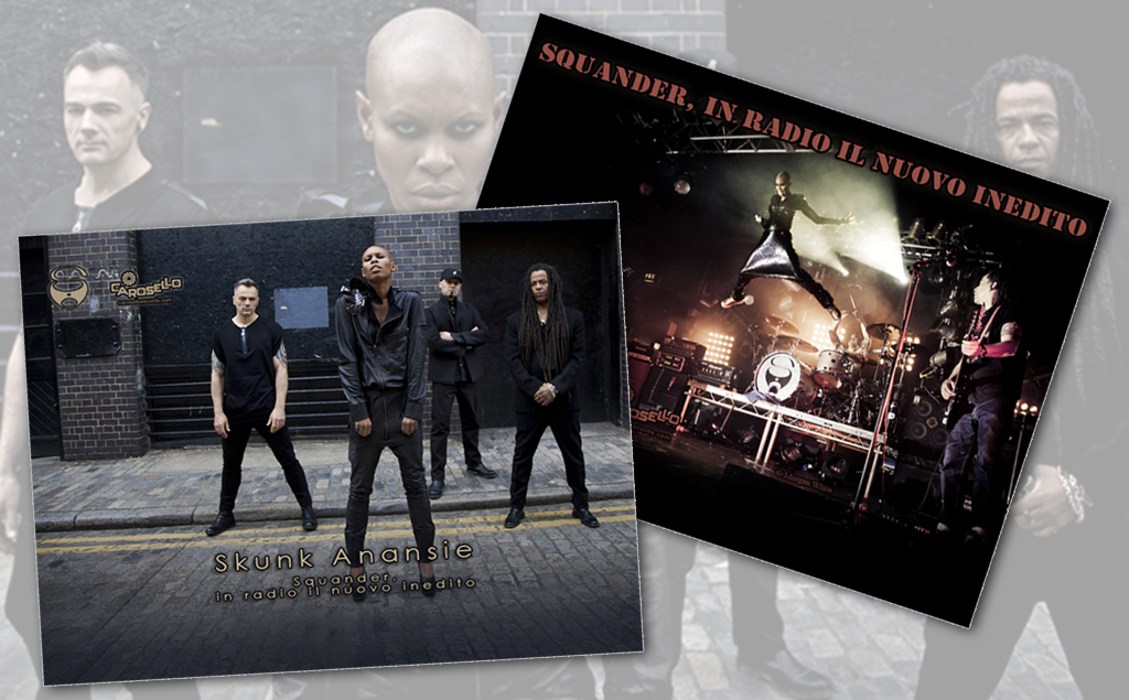 Skunk Anansie – digital delivery