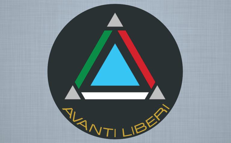Avanti Liberi – logo
