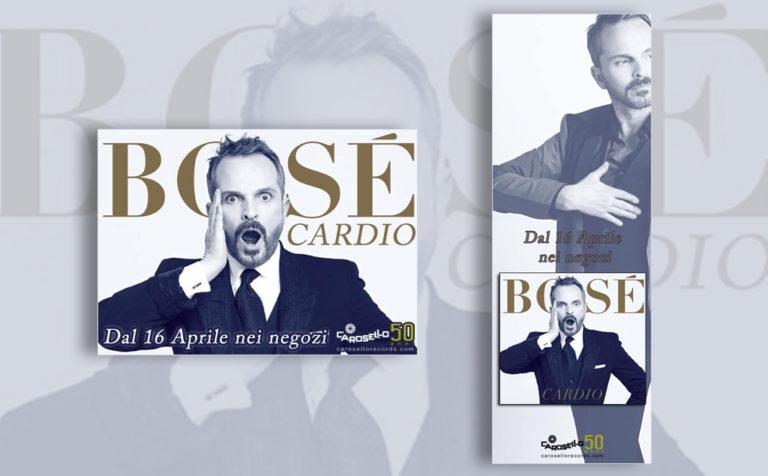 Miguel Bosè – banner pubblicitari
