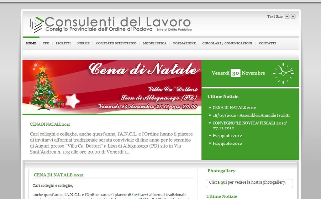CDL Padova