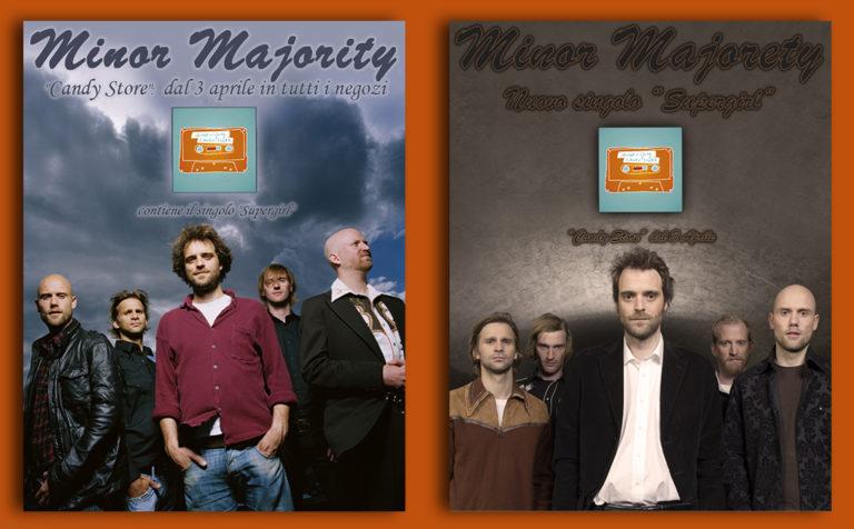 Minor Majority – banner