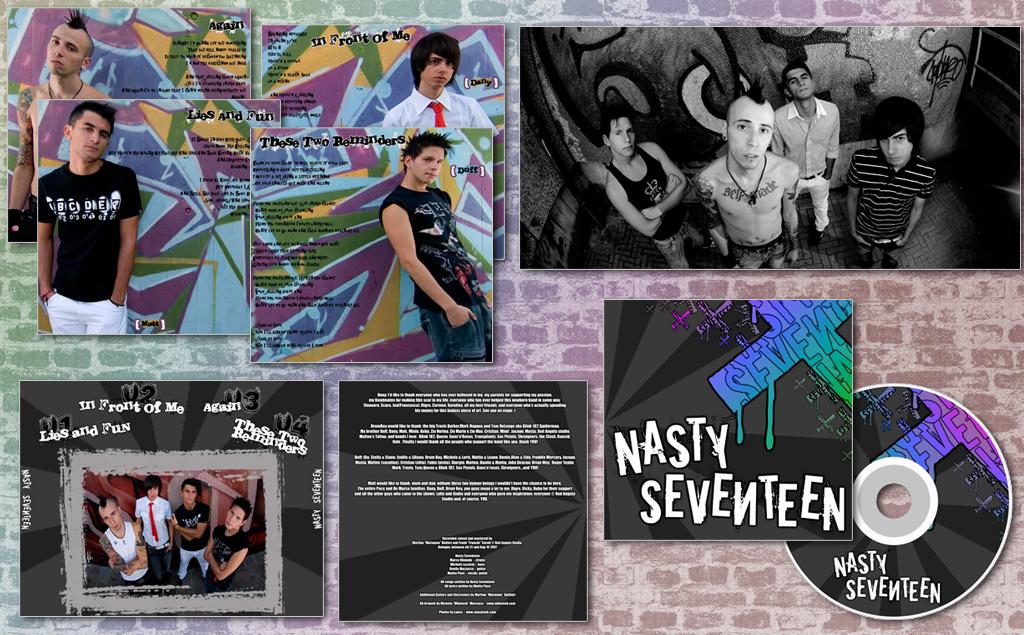 Nasty Seventeen – EP