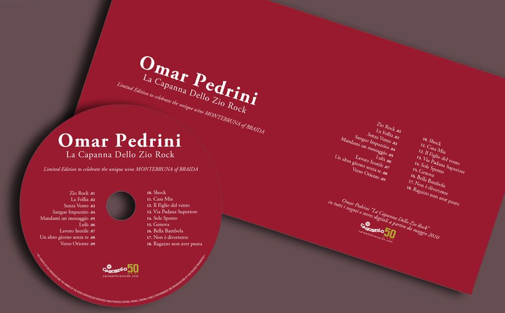 Omar Pedrini – La Capanna Dello Zio Rock