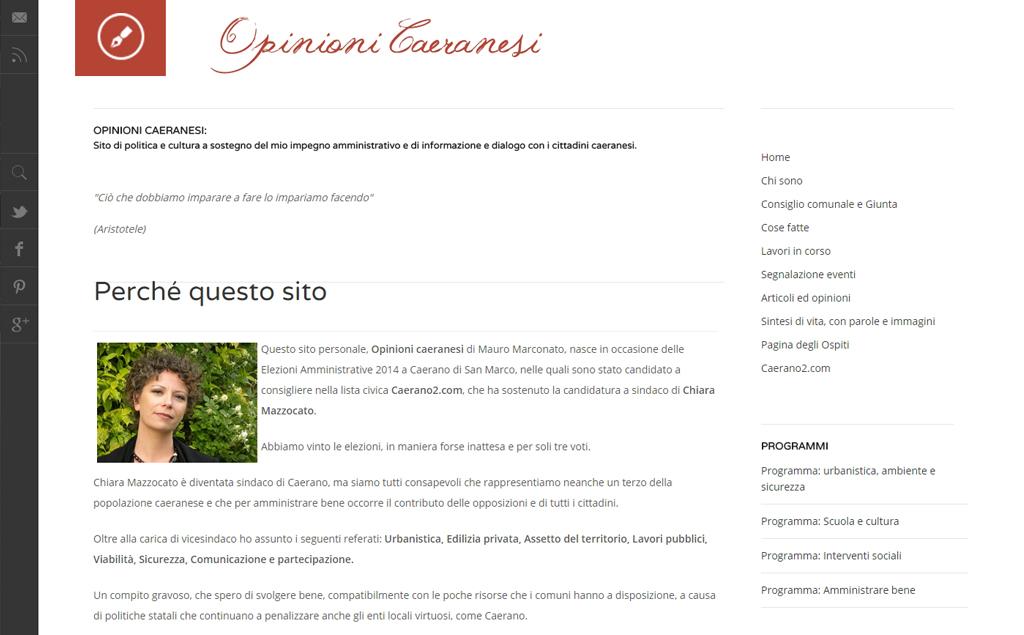 Opinioni Caeranesi