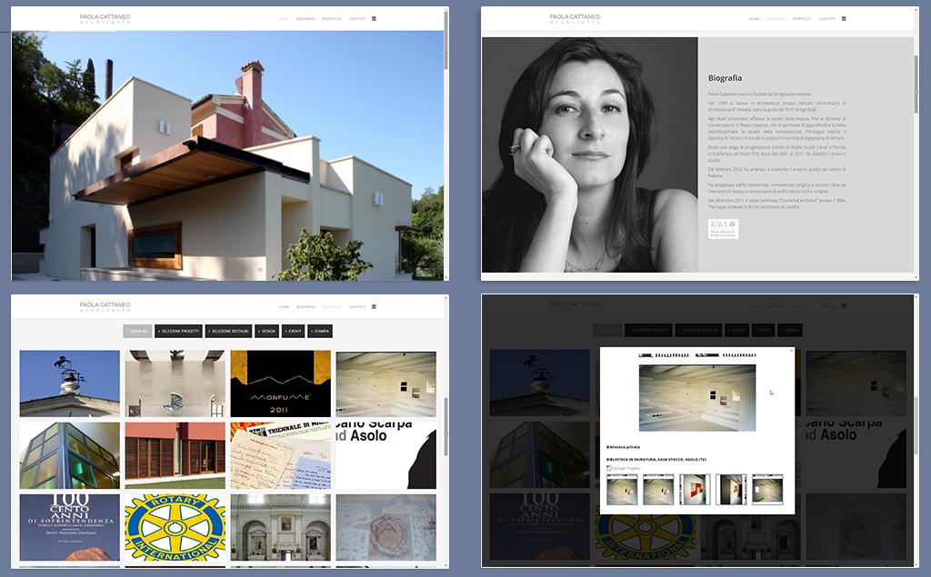 Paola Cattaneo Architetto