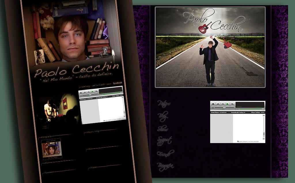 Paolo Cecchin – myspace