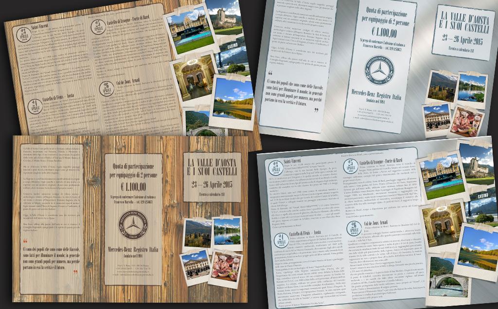 Mercedes-Benz Registro Italia – brochure