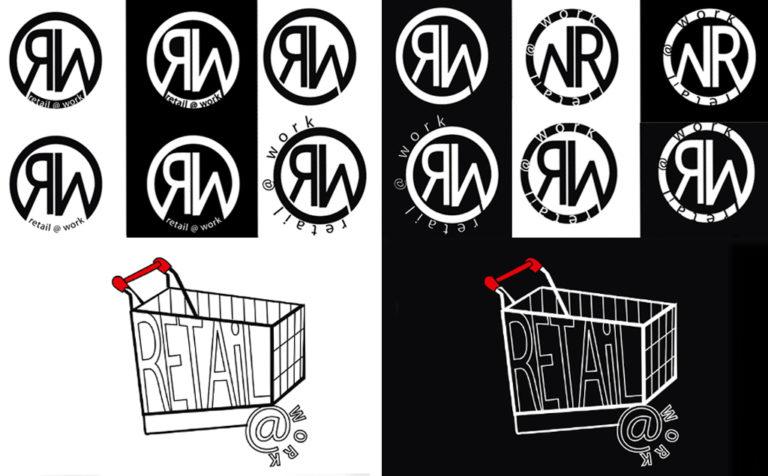 Retail@Work – proposte loghi