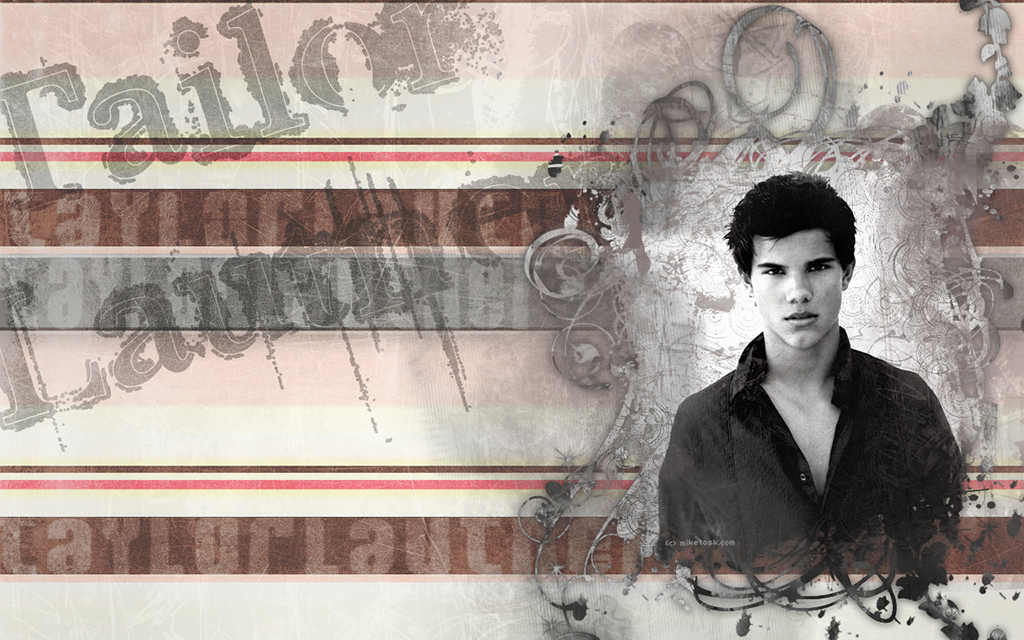 taylorlautner wallpaper