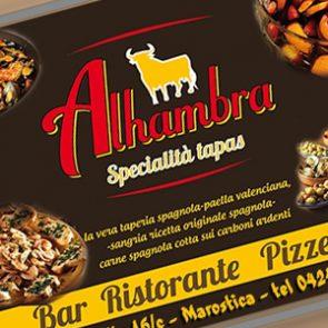 Alhambra Tapas