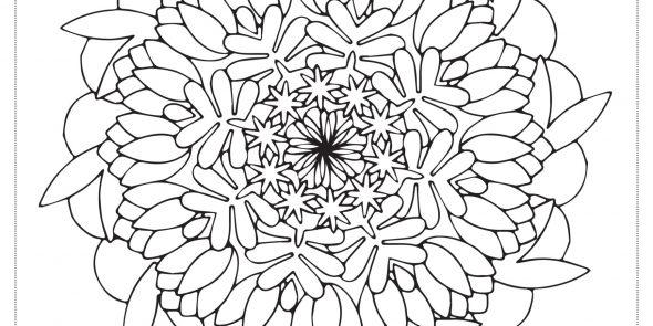 floral 01#02 – mandala da colorare. (Copia)