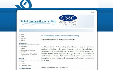 Global Service & Consulting