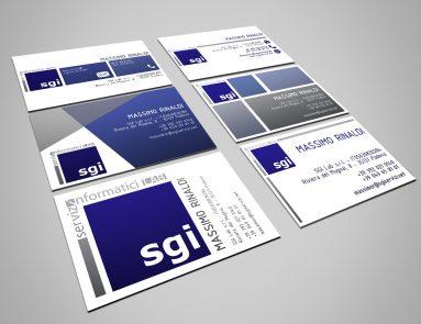 SGI LAB – studio biglietto da visita