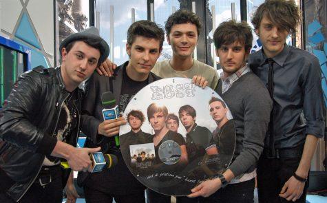 Lost Live @ MTV.it – disco di platino