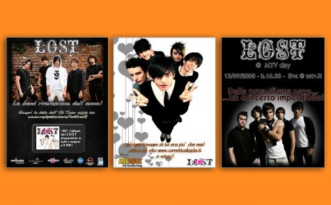 Lost – flyer