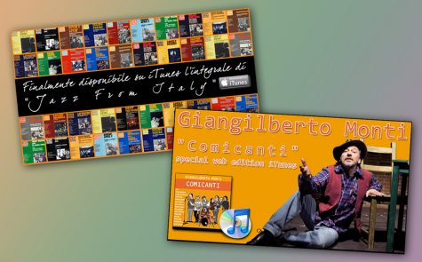 JazzFromItaly | Giangilberto Monti – banner