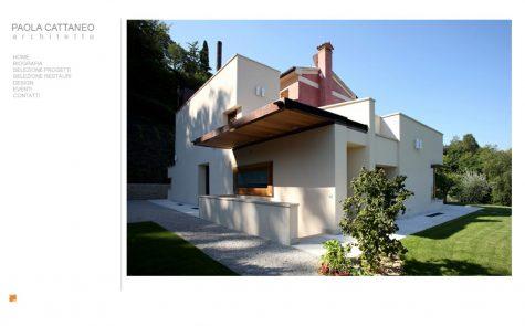 Architetto Paola Cattaneo