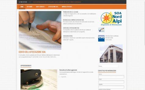 SOA Nord Alpi Organismo di Attestazione S.p.A
